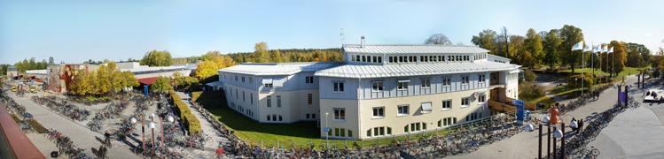 Panorama över LiU