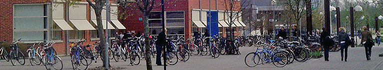 Institutionen för kultur och kommunikation (IKK), Linköpings universitet, Campus Valla, Key-huset