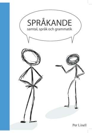 Språkande bokomslag