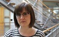 Sofie Abrahamson, Institutionen för kultur och kommunikation