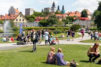 Almedalsveckan. Foto: News Øresund – Johan Wessman.