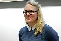 Anna Lindström, doktorand, IKK