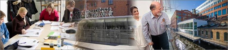 sammansatt bilder som visar Kåkenhus och grupparbeten inom Arbetsterapi