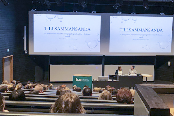 Minikonferens Norrköping